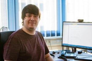 Julian, ehemaliger Auszubildender bei kohlpharma, berichtet über das Berufsbild Fachinformatiker für Anwendungsentwicklung