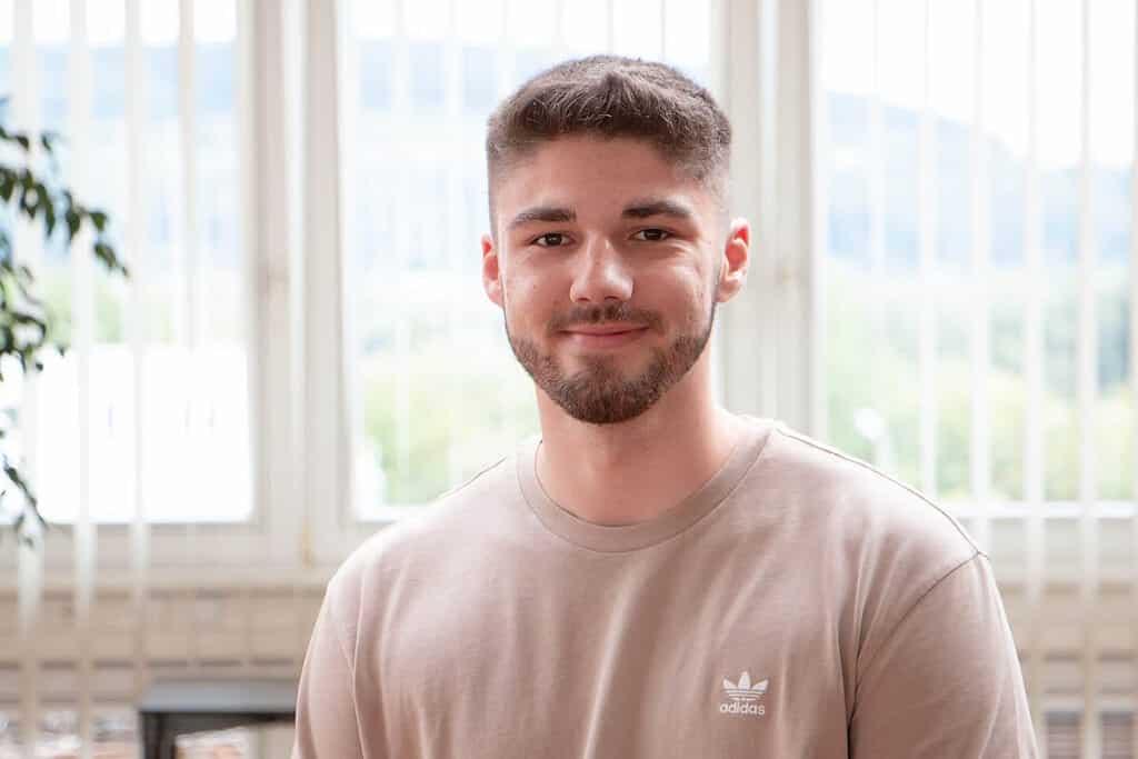Ausbildung bei Kohlpharma - Matthias - Berufsbild Fachinformatiker Anwendungsentwicklung