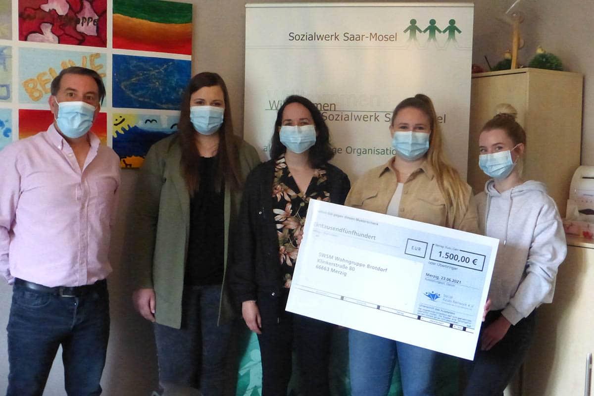 SAN_Sozialwerks-Saar-Mosel-Spendenübergabe